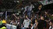 La gioia dei tifosi  (foto Ravaglia)