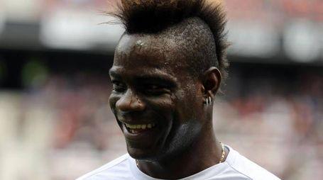 Mario Balotelli, destinato a lasciare il Nizza a fine stagione