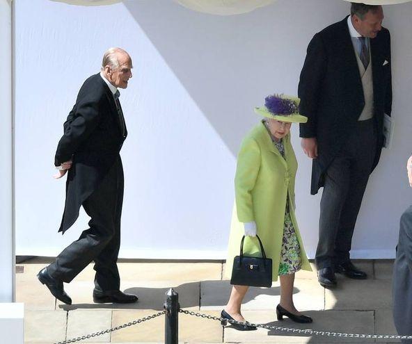 La Regina e il principe Filippo 10