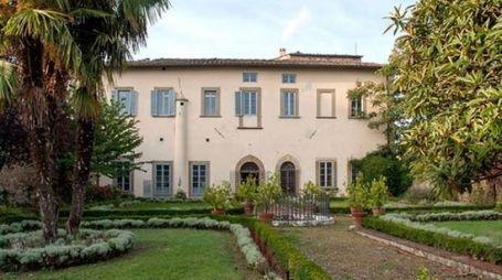 Arezzo, il giardino di Palazzo Albergotti