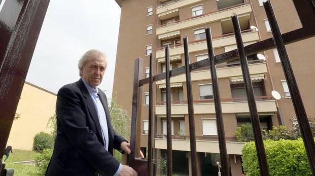 Sergio Bramini ha dovuto trovare una nuova casa