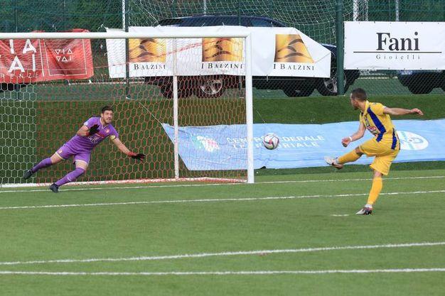 Serie D, a Firenze la finale della Coppa Italia vinta ai rigori (5-4) dal Campodarsego contro il San Donato Tavarnelle (foto Germogli)