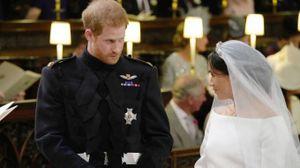 Matrimonio Harry e Meghan (LaPresse)