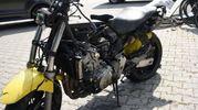 La Honda del giovane di 27 anni che ha perso la vita in tangenziale (foto Businesspress)
