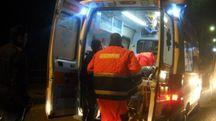 L'incidente è avvenuto ieri notte in via Tripoli: il giovane  è stato trasportato all'ospedale Bufalini di Cesena