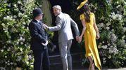 George e Amal Clooney (Ansa)