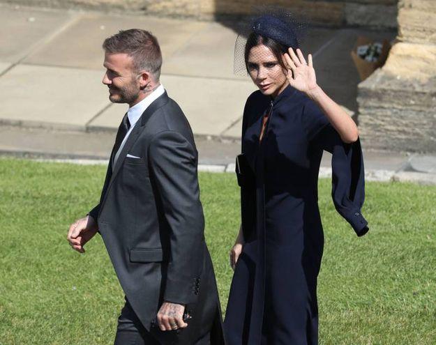 David e Victoria Beckham (Lapresse)