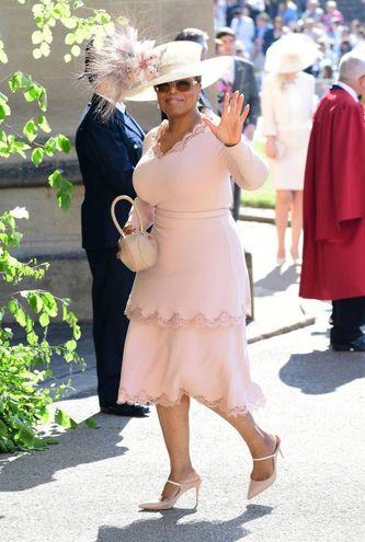La presentatrice tv Oprah Winfrey (lapresse)
