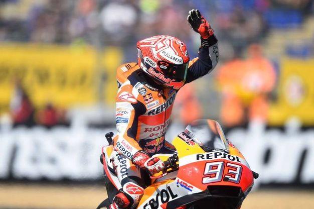 Marc Marquez (Honda) voto 9