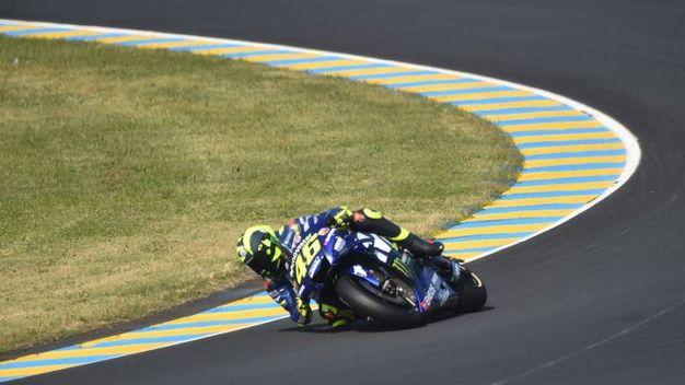 Valentino Rossi (Yamaha) voto 7