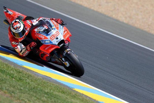 Jorge Lorenzo (Ducati) voto 5