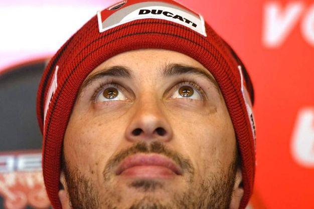 Andrea Dovizioso (Ducati) s.v.