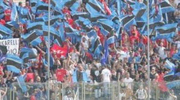 Stasera Viterbese-Pisa: quasi mille pisani seguiranno la squadra