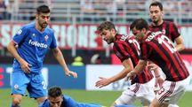 Milan-Fiorentina (Ansa)