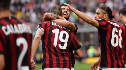 Milan-Fiorentina 5-1 (LaPresse)