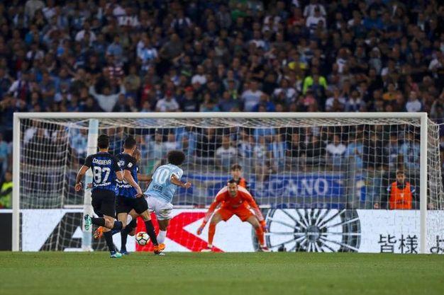 Lazio-Inter 2-1, Anderson (Ansa)
