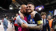 L'Inter è in Champions League (Ansa)