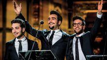Cervia, Il Volo in concerto in piazza Garibaldi