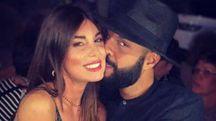 Bianca Atzei e Jonathan Kashanian (Foto Instagram)