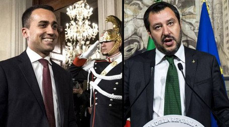 Governo, Di Maio e Salvini dopo le consultazioni