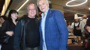 Fio Zanotti e Franco Colomba (Foto Schicchi)