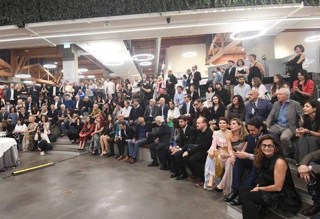 Il pubblico a Fico (Foto Schicchi)