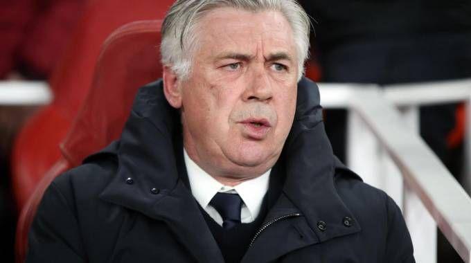 Carlo Ancelotti, reduce dall'esperienza al Bayern Monaco