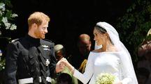 Il royal wedding di Meghan e Harry - Foto: Ben Birchall/PA Wire/Lapresse
