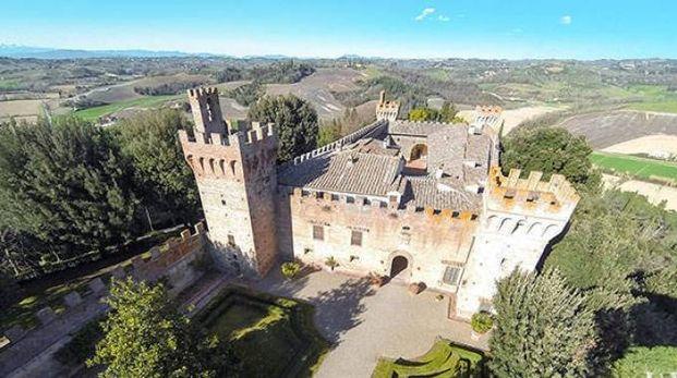 Il castello progettato dal Brunelleschi(Foto sito Lionard)