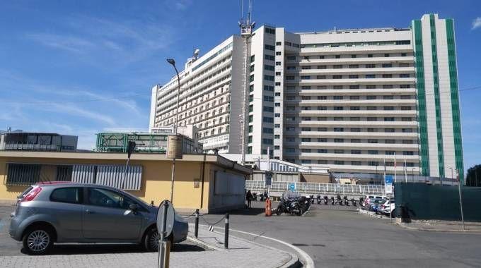 L'ospedale Maggiore in largo Nigrisoli (foto Dire)