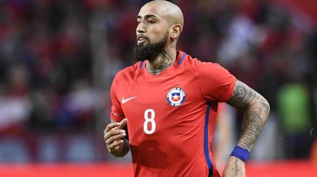 Arturo Vidal, 31 anni