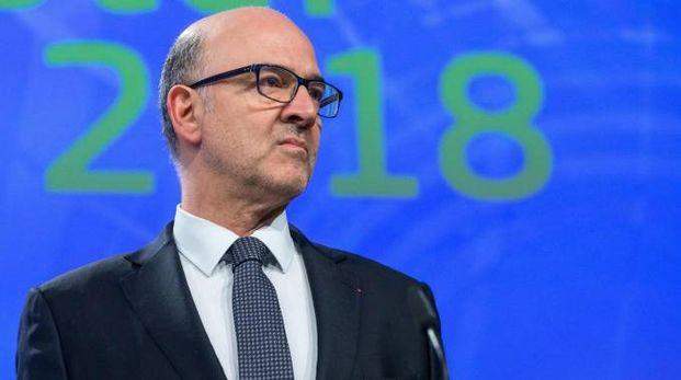 Valdis Dombrovskis, vicepresidente Commissione Ue (Ansa)