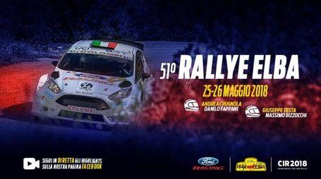 Grande attesa per il Rally dell'Elba (Qui il claim di Ford Racing)