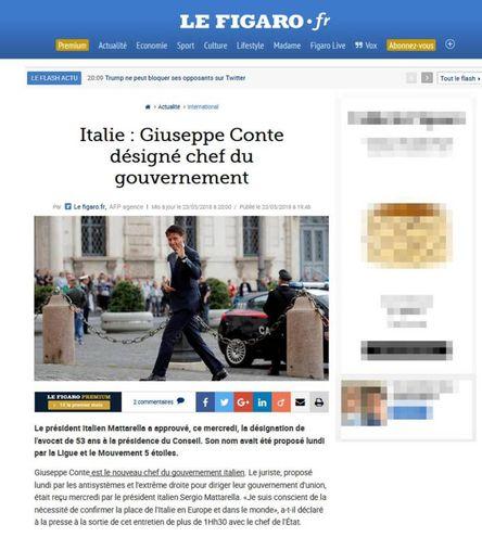 Le Figaro (Ansa)