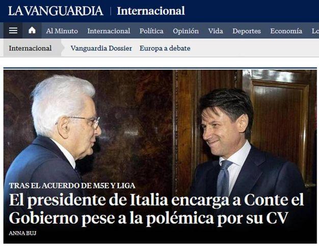 La Vanguardia (Ansa)