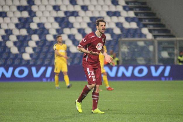 Reggiana-Juve Stabia 1-1 (foto Artioli)