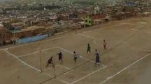 Video del Perù per le avversarie (da Twitter)