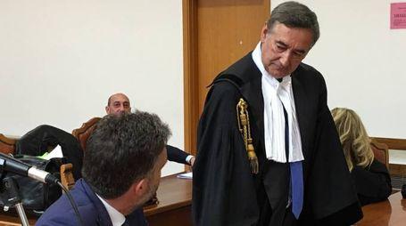 Gli avvocati Bova  e Pieraccini