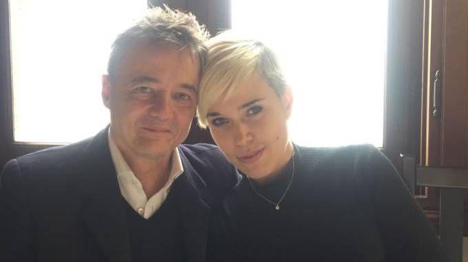 Federico D'Annunzio e Giulia Mazzoni