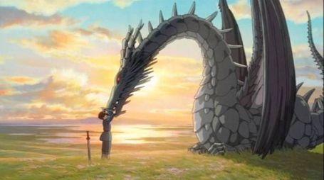 Una scena del film 'I racconti di Terramare' – Foto: Studio Ghibli