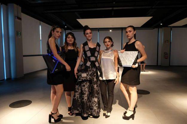 E' patrocinata da Cna, Fashion Research Italy, Unindustria Bologna, Regione E città metropilitana (foto Schicchi)