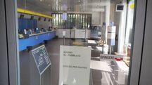 LIdo di Camaiore, l'ufficio postale rapinato (Umicini)