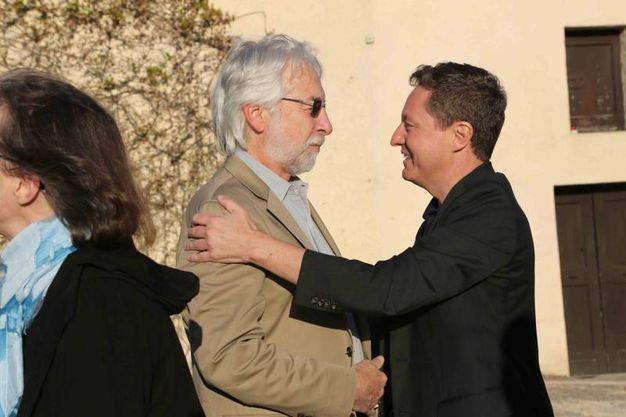 La Bagnaia, 'Crescere tra le righe'. Andrea Ceccherini e Dean Baquet (Germogli)