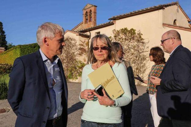 La Bagnaia, 'Crescere tra le righe'. Michael Best e Ester Wojcicki (Germogli)