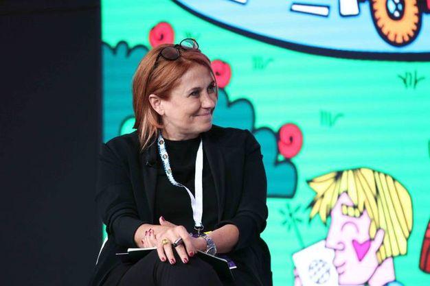 La Bagnaia, 'Crescere tra le righe'. Monica Maggioni (Germogli)
