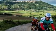 L'edizione 2017 dell'Eroica a Montalcino