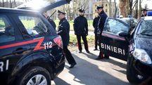 Controlli dei carabinieri in zona Gad