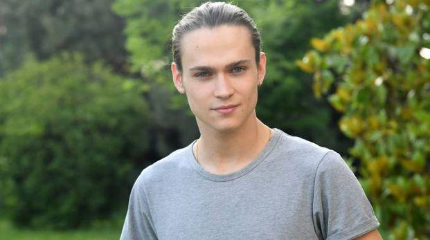 Saul Nanni, bolognese di 19 anni, idolo delle giovanissime