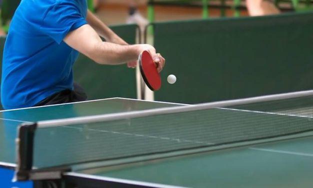 il tennis da tavolo è un classico degli sport giovanili in riviera