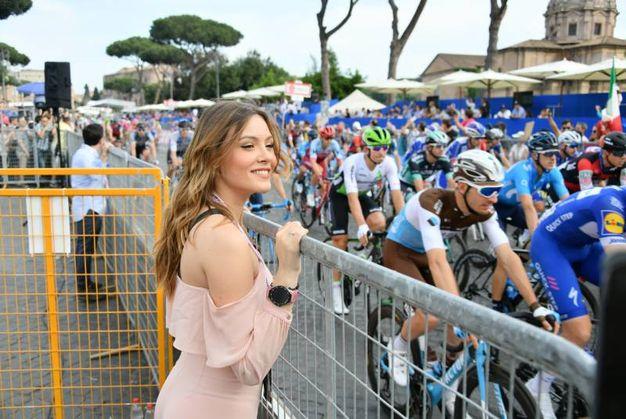 Alice Rachele Arlanch, Miss Italia 2017 (Lapresse)